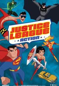 ver Justice League Action Temporada 1×18