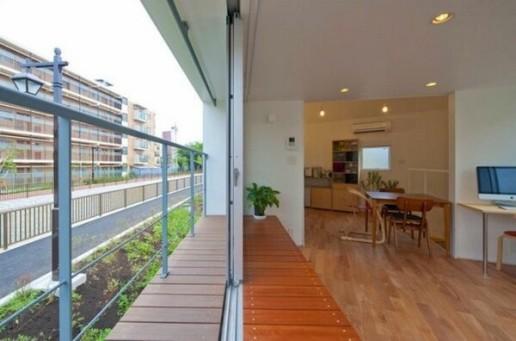 Casa de sonho de Kota Mizuishi interior