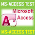 UpWork (oDesk) & Elance MS-Access Test Question & Answers