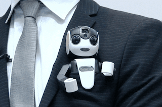 Robohon, Robot Kecil Yang Canggih Penganti Ponsel