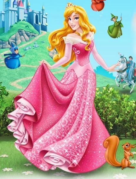 Princesas para ni as ideas decoraci n para dormitorios for Dormitorios infantiles nina princesas