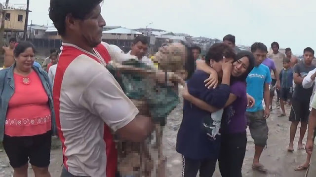 11-Year-Old Boy Devoured By Piranhas in  Peru