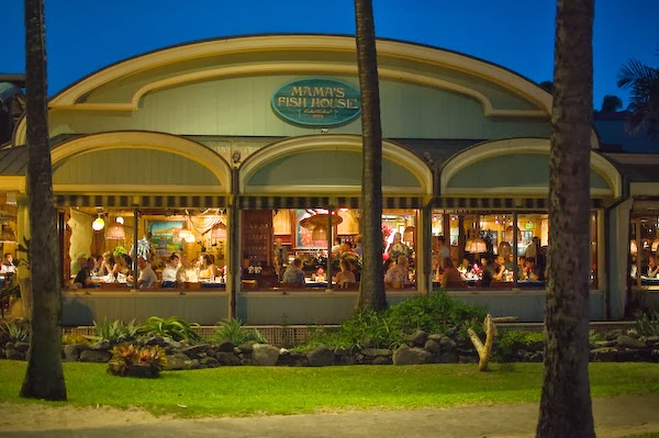My so called food blog maui hawaii mama 39 s fish house for Mama s fish house