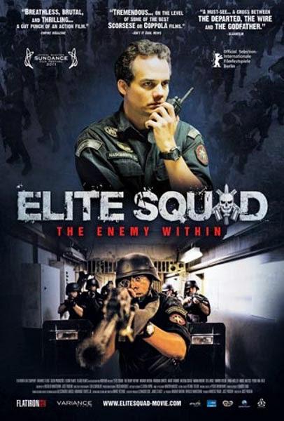 Biệt Đội Tinh Nhuệ 2 - Elite Squad 2: The Enemy Within (2010) VIETSUB