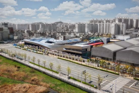 General Motor's Korea Design Center Receives LEED Gold Certification