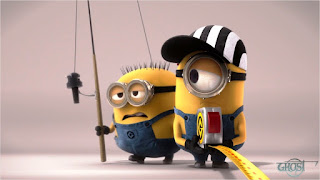 Gambar Animasi Minion Despicable Me 8