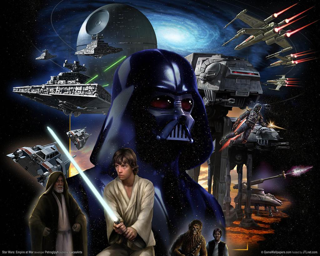 Star Wars HD & Widescreen Wallpaper 0.661453817570377