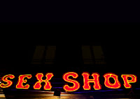 Sign For Sex Show