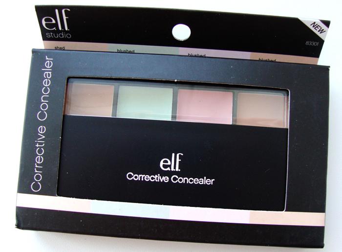 e.l.f., Concealer, Review, Corrective Concealer