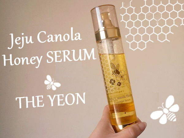 Jeju-Canola-Honey-Essential-Serum-The-Yeon