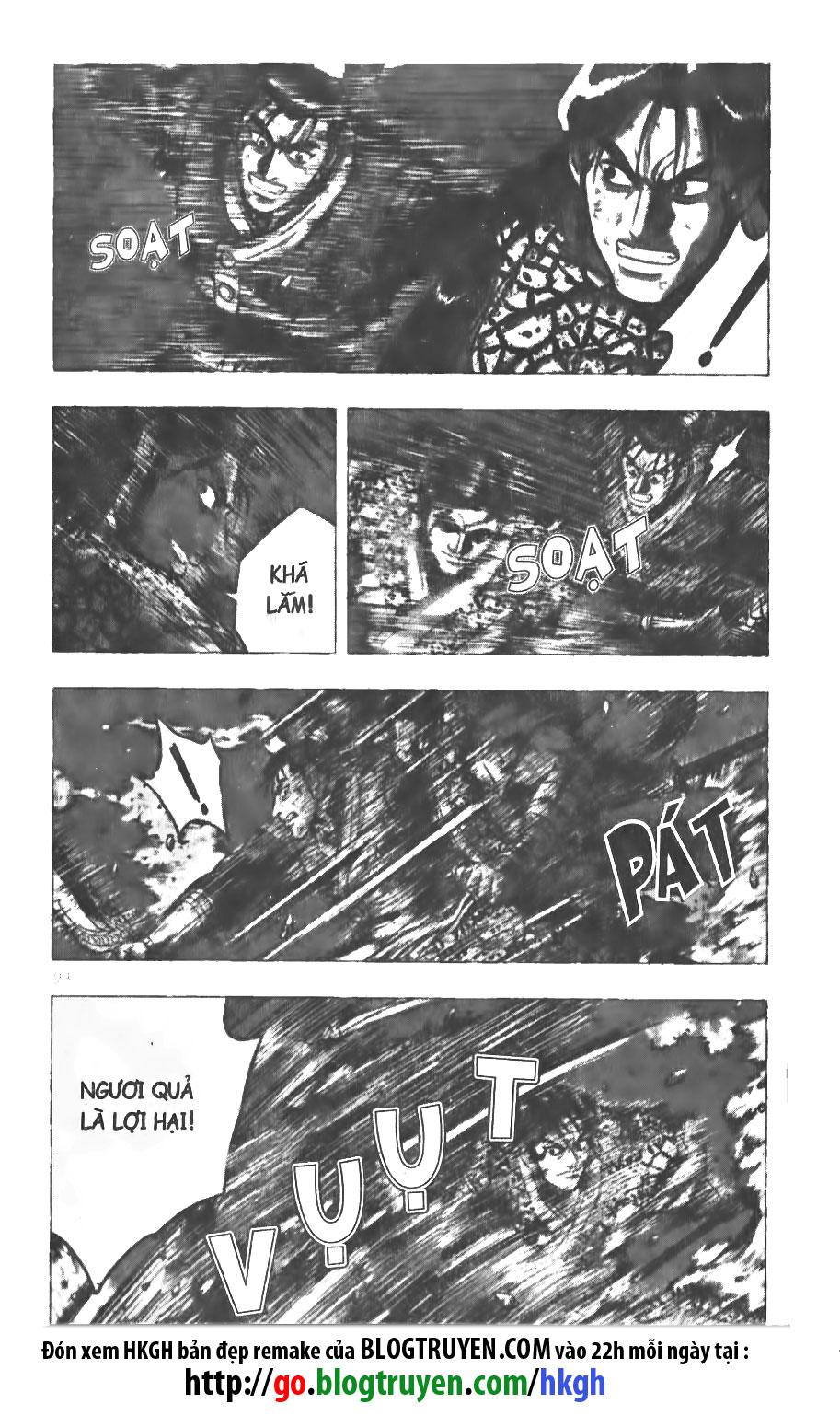 Hiệp Khách Giang Hồ - Hiệp Khách Giang Hồ Chap 344 - Pic 7