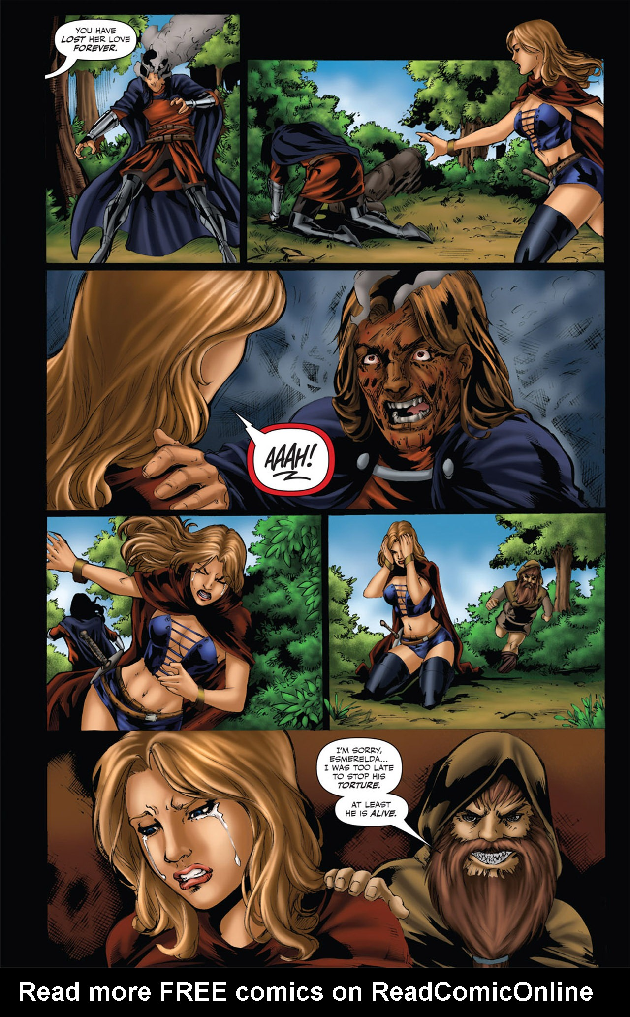 Grimm Fairy Tales (2005) Issue #53 #56 - English 15