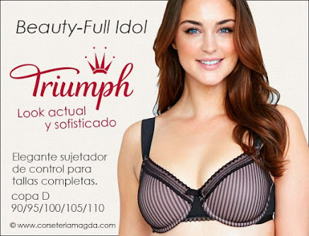 SUJETADOR TRIUMPH BEAUTY FULL IDOL