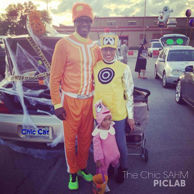 Yo Gabba Gabba Family Halloween costume