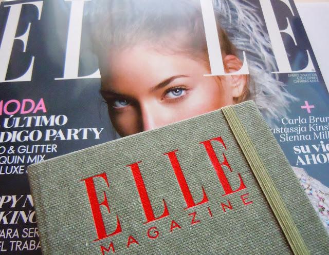 revista ELLE enero agenda 2014