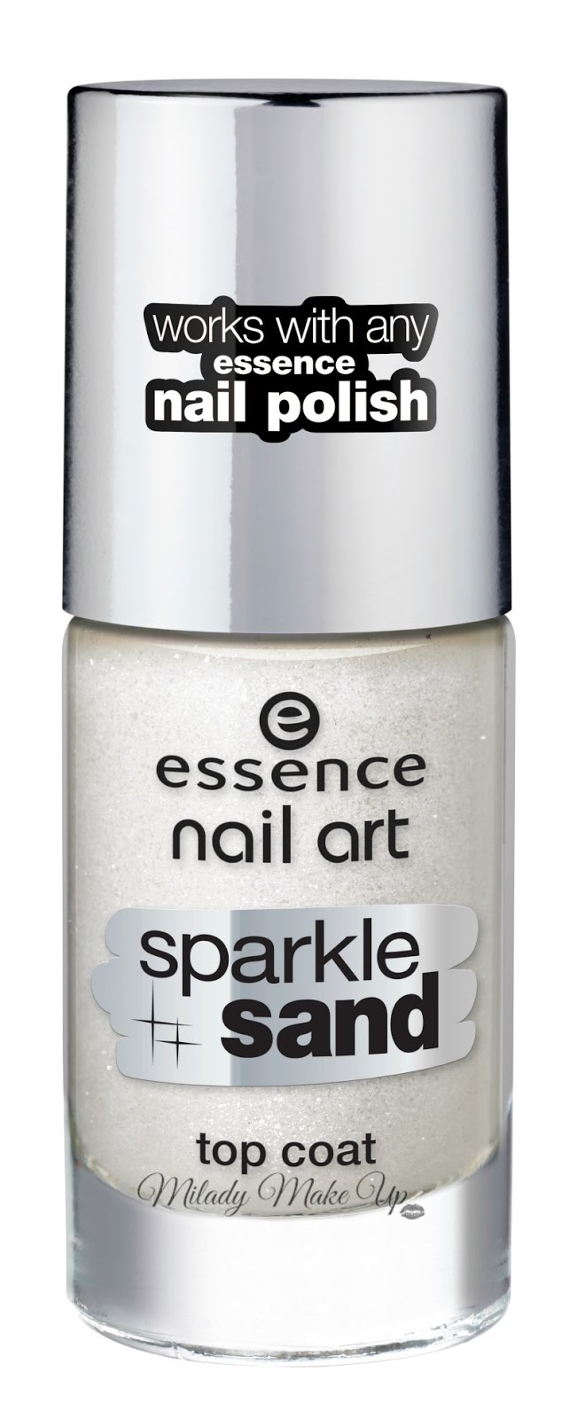 Essence New in Town Sand Top Coat