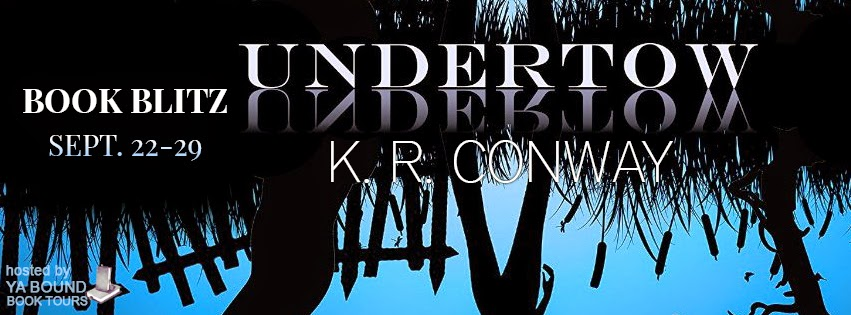 Undertow Book Blitz & Giveaway