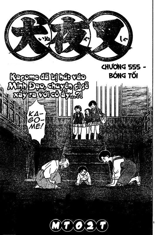Inuyasha-Khuyển Dạ Xoa-Bản Đẹp chap 522 Trang 2