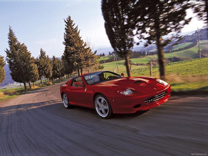 I Love Ferrari!