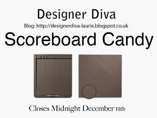 Designer Diva's Blog Candy! Ends 11th Dec!