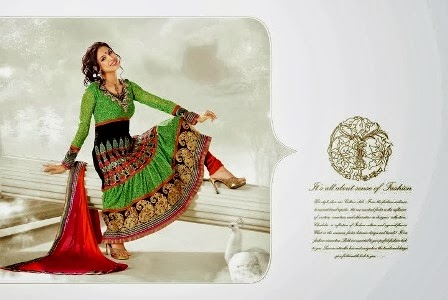 Anarkali-Dresses-for-Wedding-Parties
