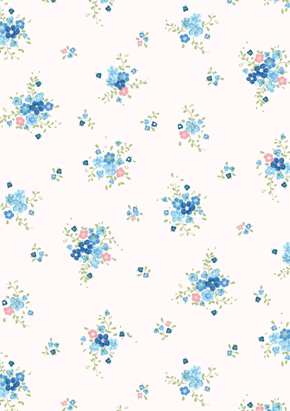Selective image intended for printable flower pattern