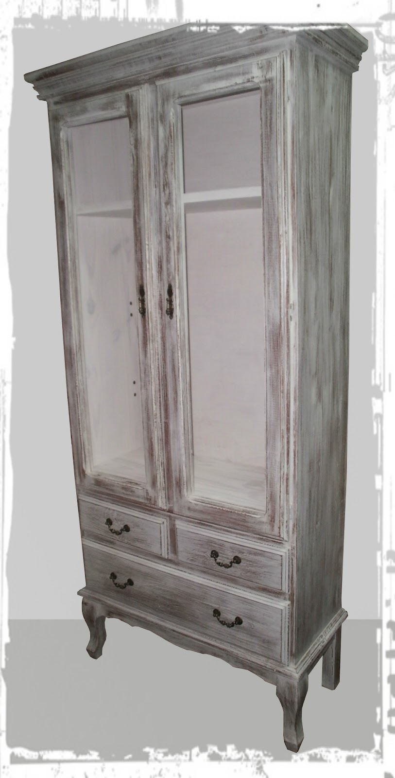 Las bartolitas picks muebles m s roperos - Ropero antiguo ...