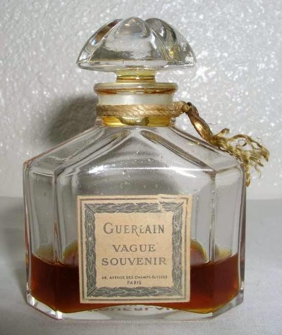 Guerlain perfumes ebay find vague souvenir in quadrilobe for Deco quadrilobe