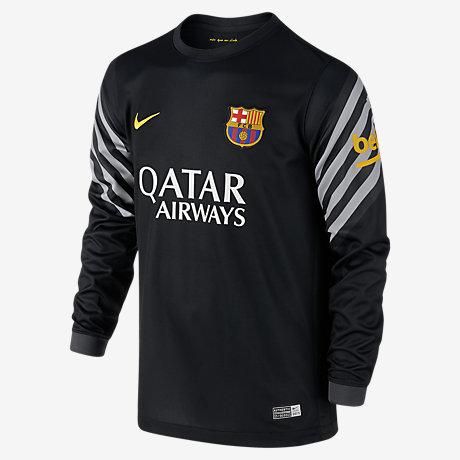 Nike FC Barcelona Away 2015//16 sostenitori Uomo Top-Giallo