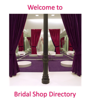 UK Bridal Shop Directory