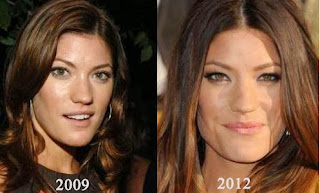 Jennifer Carpenter Plastic Surgery Before and After Photo