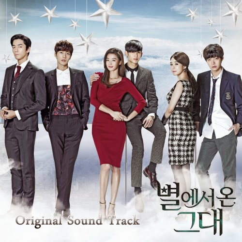 [Album] Various Artists – You Who Came From The Stars OST (2CD)