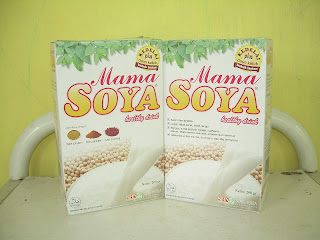 Mama Soya Susu Kedelai Sehat