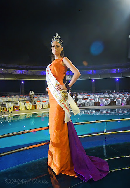 Nikolina Lončar,Miss Montenegro Universe 2011, National Beauty Pageants