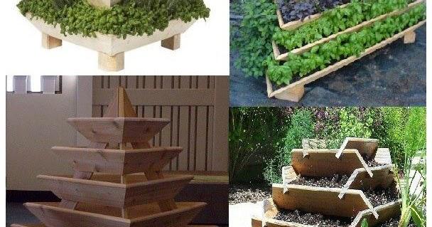 L 39 orto sul terrazzo di susanna vasi di plastica o for Vasi di legno