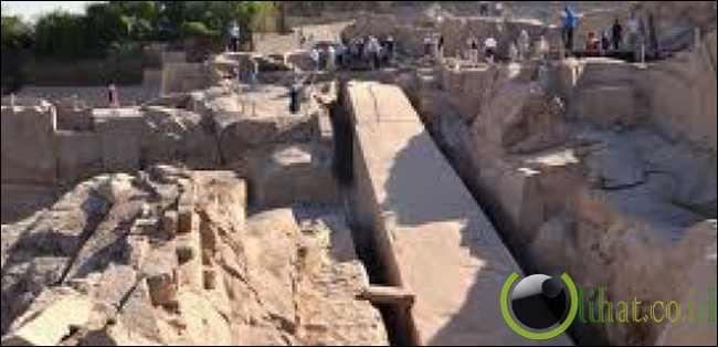 Unfinished Obelisk of Aswan, Mesir
