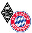 Live Stream Borussia M'gladbach - FC Bayern München