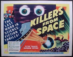 Retro Sci-FI Weekend:  'Killers From Space'