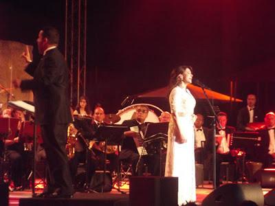 La diva libanaise Majda Roumi a enflammé Carthage !