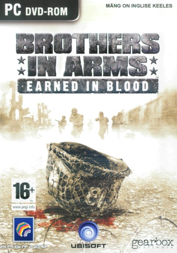 Brothers In Arms Earned In Blood Español DVD5 UL