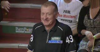 Photo of snooker player Steve Davis