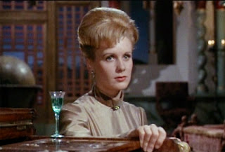 Jennifer Daniel as Marianne Harcourt, Kiss of the Vampire (1963)
