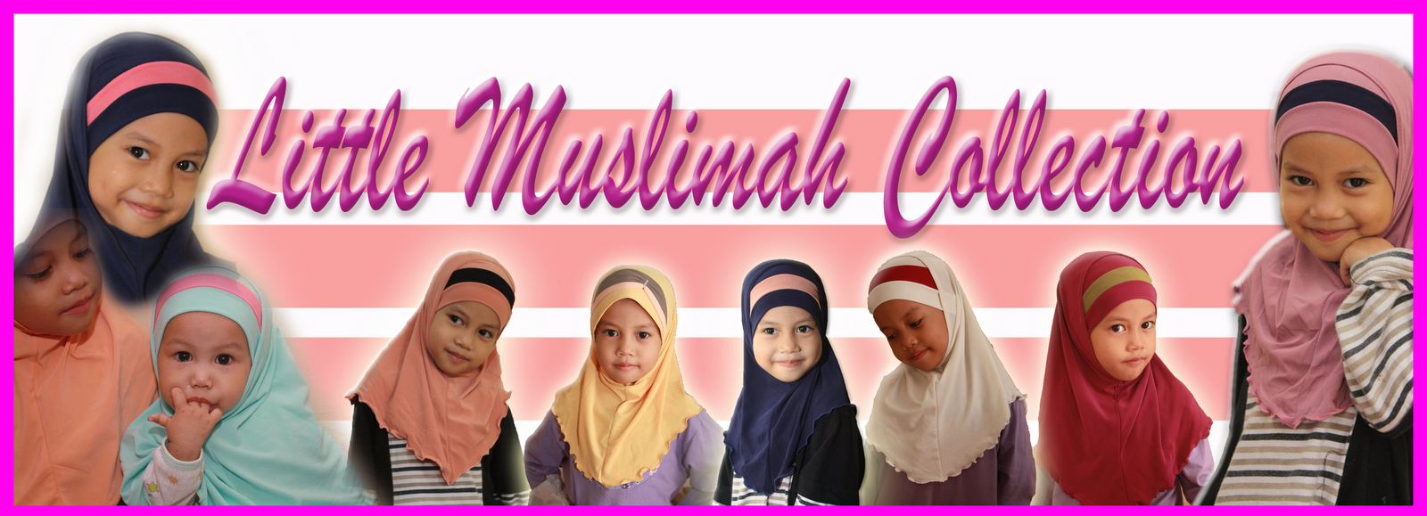 LITTLE MUSLIMAH COLLECTION