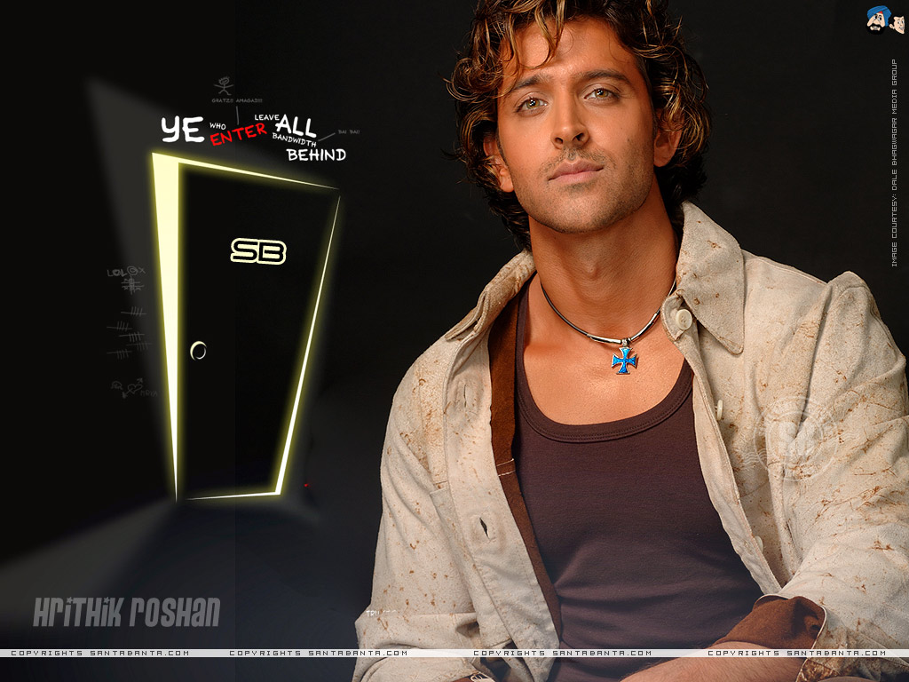 model sexi of beautiful girl: hrithik roshan latest wallpapers