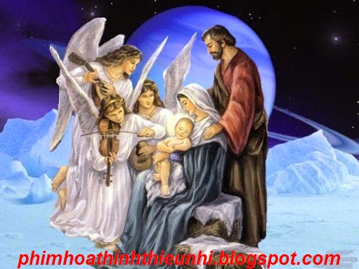Phim hoạt hình Thiên Chúa Giáng Sinh