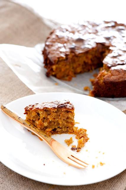 Torta di Carote Senza Mandorle - Ricetta