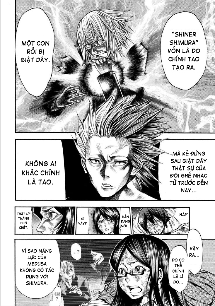 Kamisama No Iutoori II chap 49 Trang 18 - Mangak.info