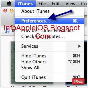 Merubah Format ACC Musik iTunes Jadi MP3