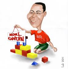 caricatura victor ponta