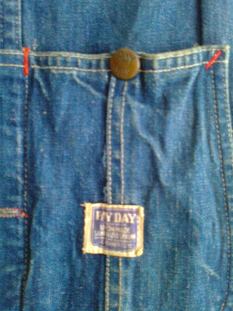 Vintage Penney's Pay Day Overall